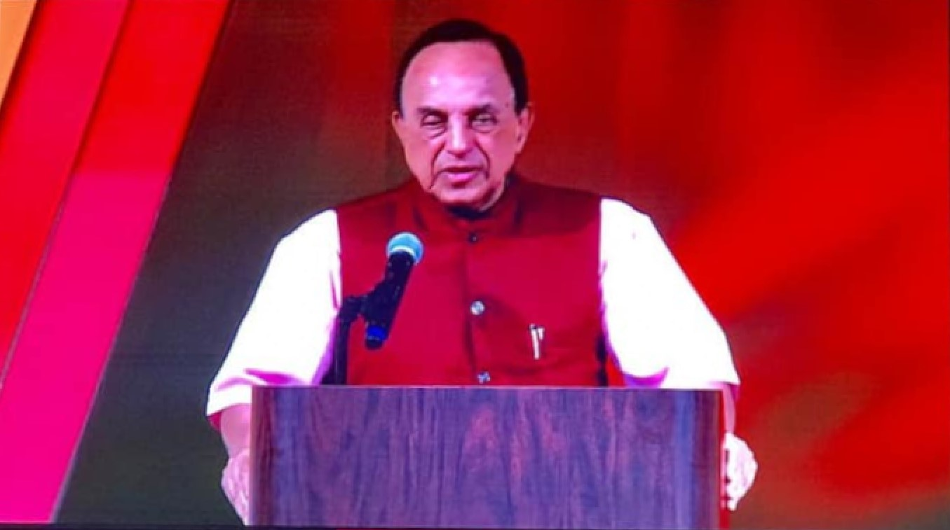 Swamy says too much fear around; 'Fear led to emergency'