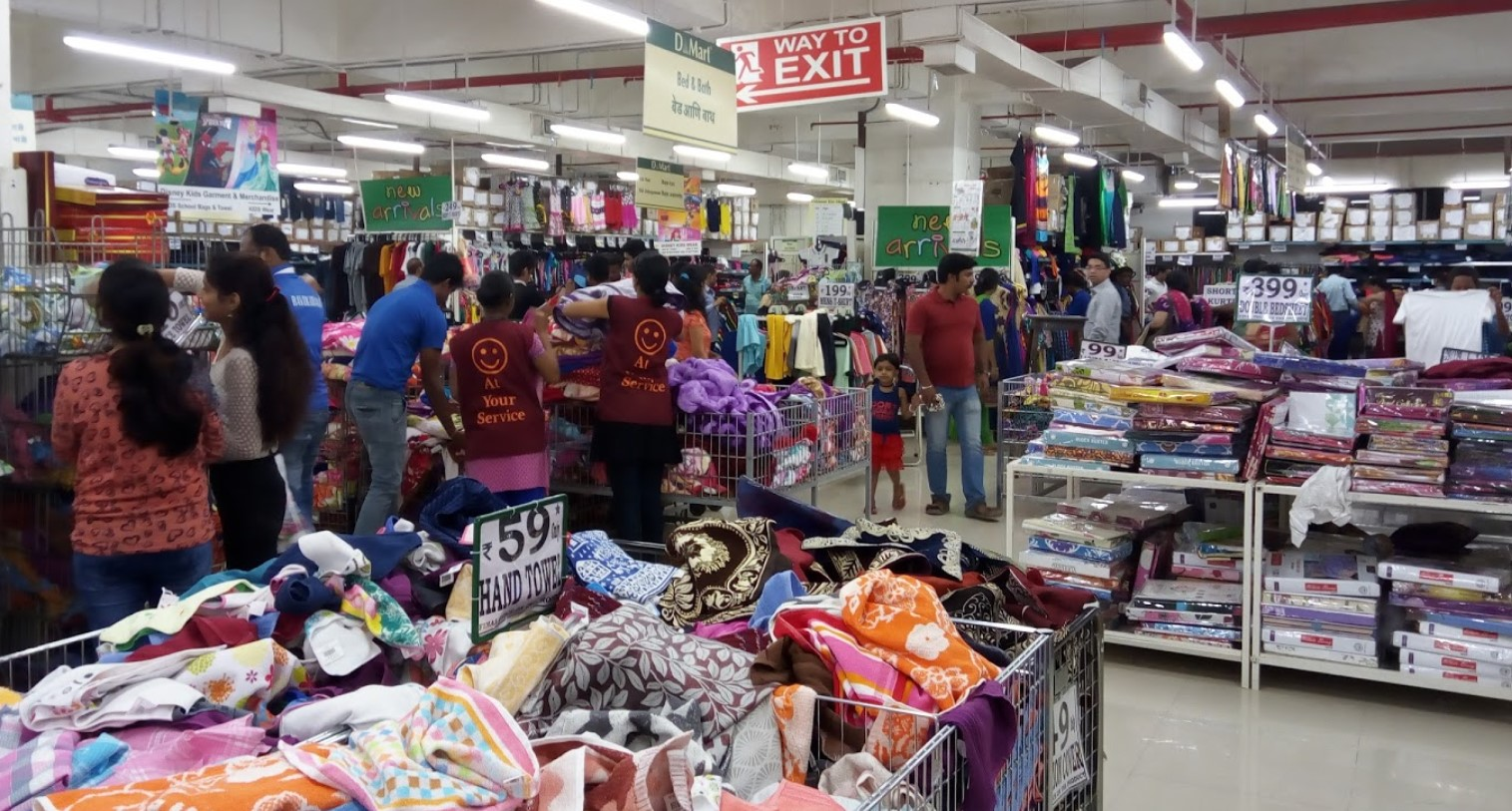 D-Mart warms up to e-commerce as JioMart expands