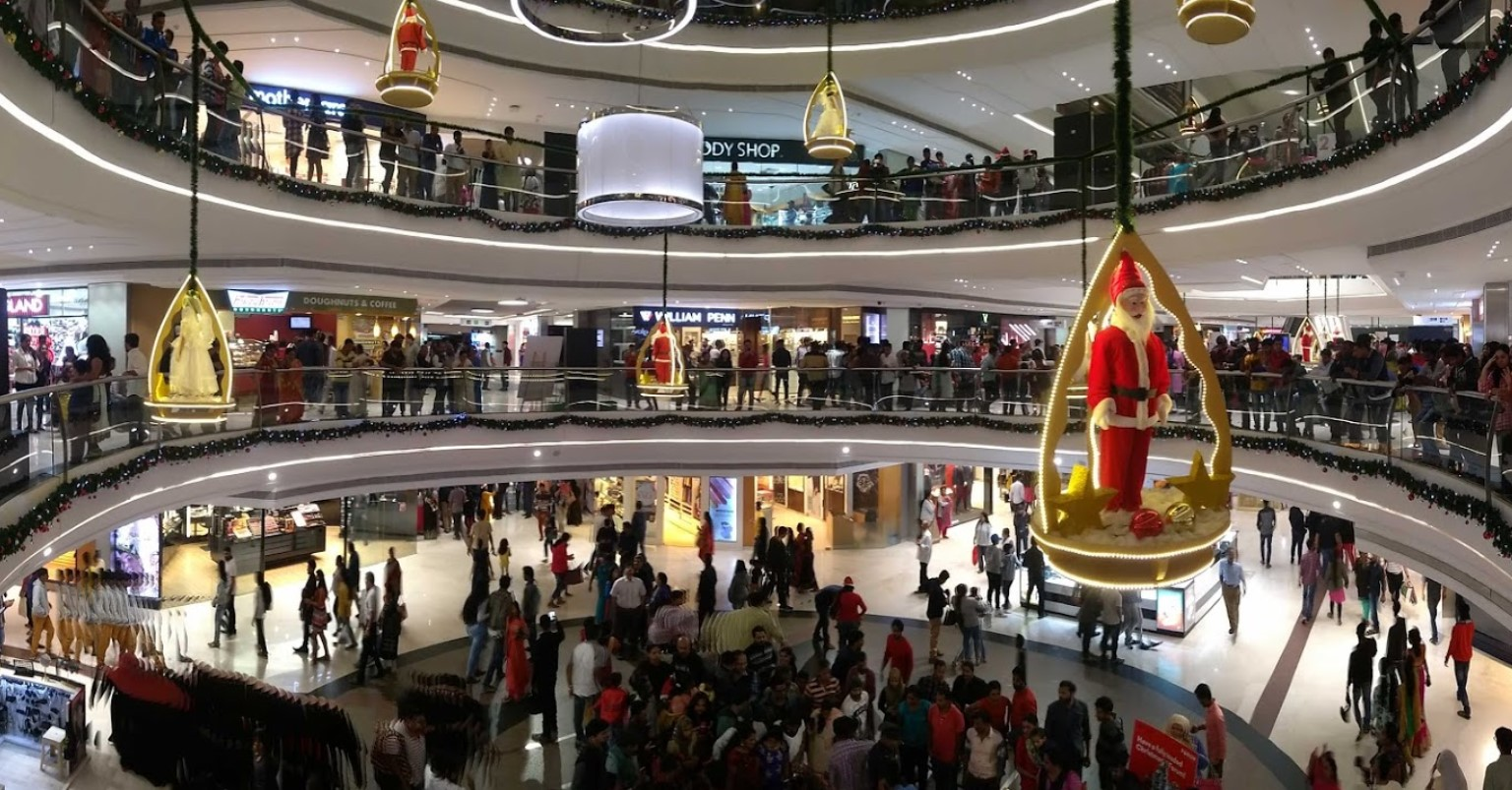 Mall footfalls down 75%-80% – Prestige Estates Projects