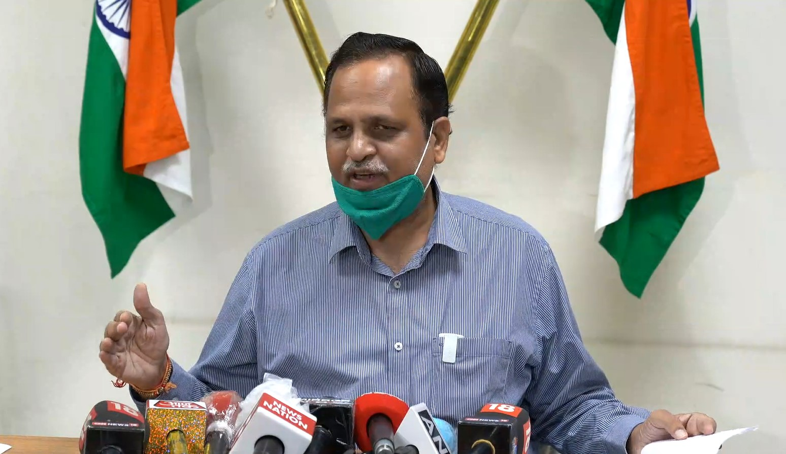 Delhi's real COVID-19 infection rate is 41 times higher: SeroSurvey