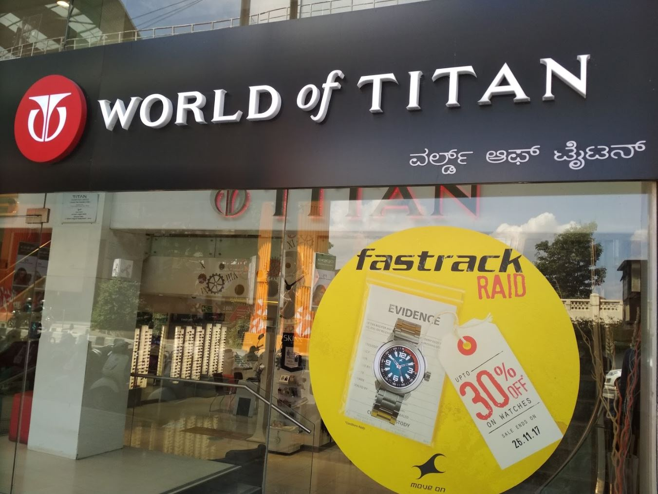 Titan Co's jewelry business almost back level in Q2