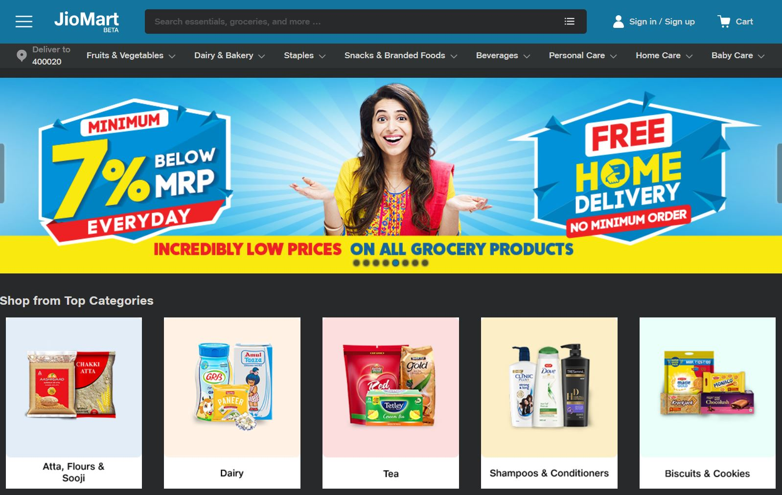 Online grocery hit critical mass in lockdown: HUL