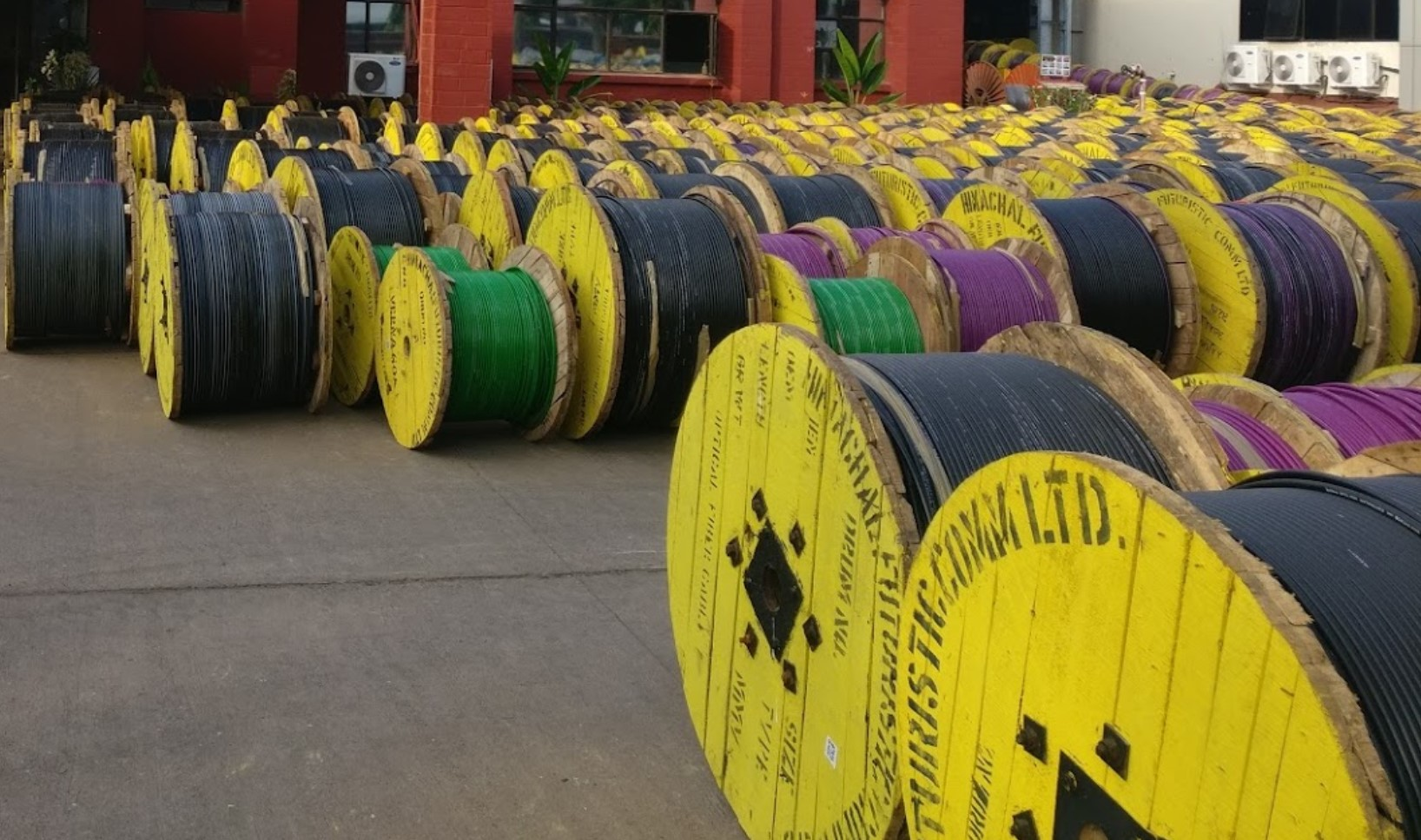 HFCL starts making FTTH cable at Hyderabad plant