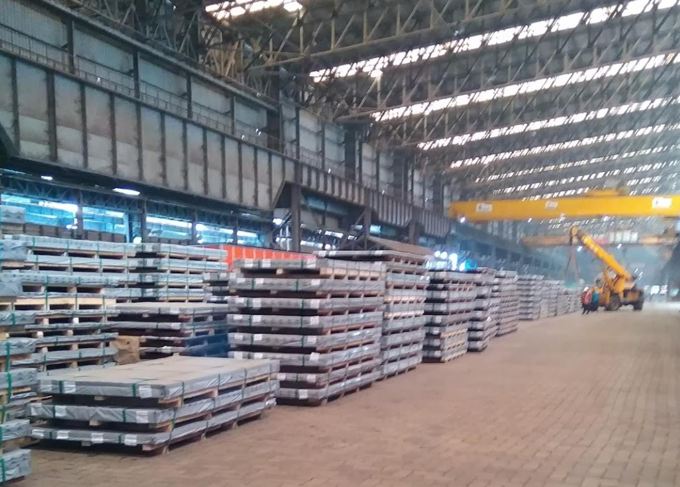 Jindal Stainless Q4 vol up 15%; sees strong demand