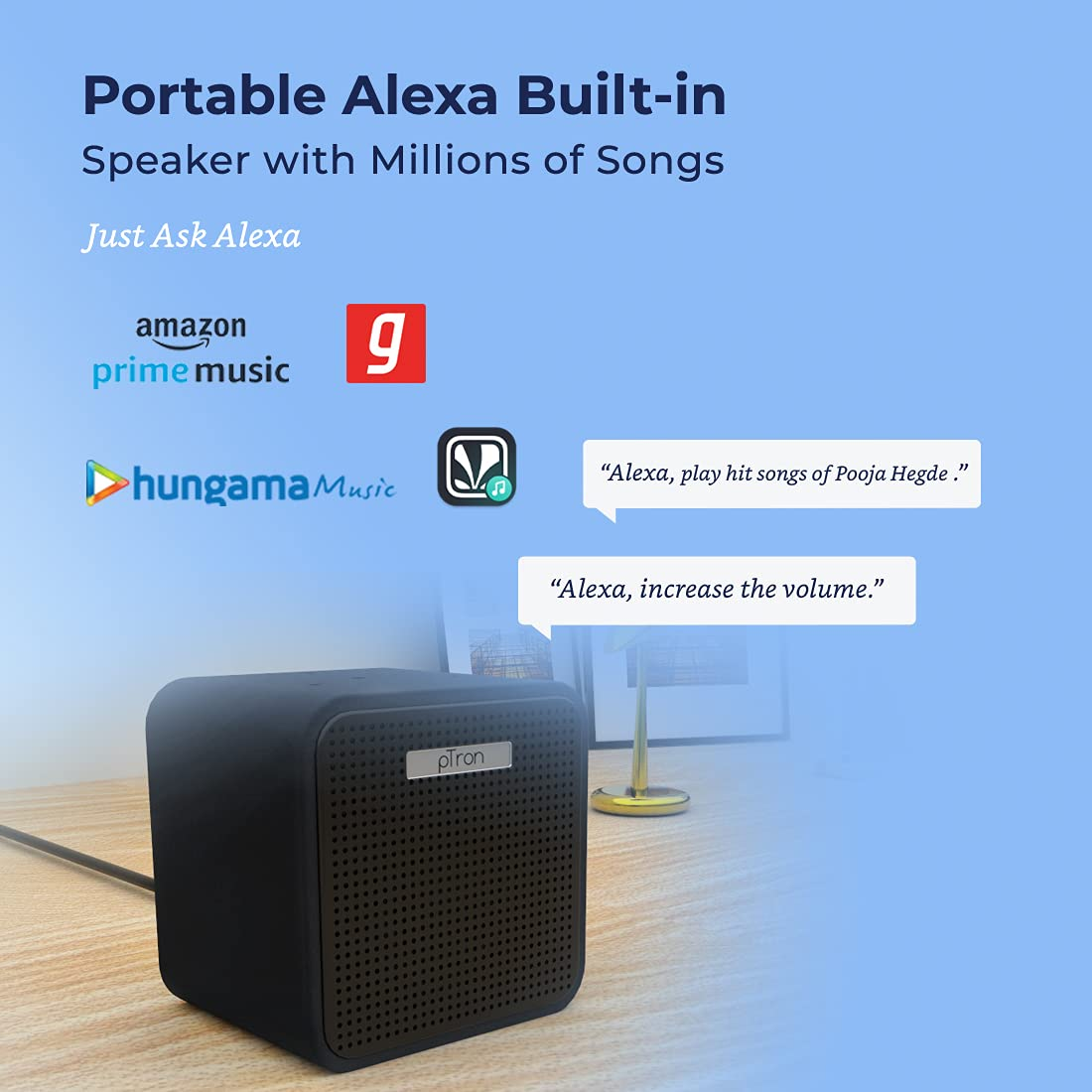 Palred launches India's cheapest Alexa speaker at 1,799